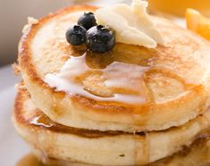 How Can Science Help You Make Fluffy Pancakes?  https://www.thespruce.com/the-science-behind-making-fluffy-pancakes-4155859?utm_campaign=baking&utm_medium=email&utm_source=cn_nl&utm_content=11962958.141531&utm_term=