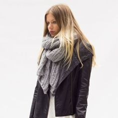 Grey So Cozy Scarf