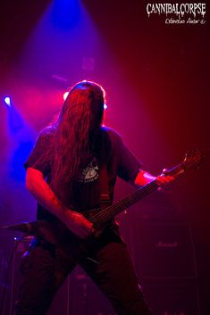 https://flic.kr/p/aY4UdF | George Fisher - Cannibal Corpse | Live @ El Teatro - Bs As. Argentina