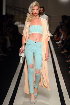 Elisabetta Franchi  #VogueRussia #readytowear #rtw #springsummer2017 #ElisabettaFranchi #VogueCollections