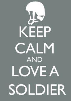 Love my solider