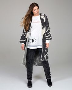 """""""Urban Chic"""" trend • mat. F/W 2016-17 collection Fall Winter, Autumn, Urban Chic, Kimono Top, Jackets, Collection, Tops, Women, Fashion"""