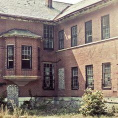 The Ridges in Ohio, an insane asylum shut down in the '80s