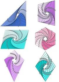 Iris Folding Templates - Lots of them Iris Folding Templates, Iris Paper Folding, Iris Folding Pattern, Card Patterns, Quilt Patterns, Foundation Paper Piecing, Picasa Web Albums, Fancy Fold Cards, Doodle Designs