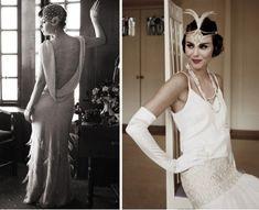 Come scegliere l'abito da sposa vintage stile anni '20 e '30
