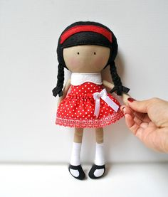 Teeny-Tiny Doll by Cook You Some Noodles