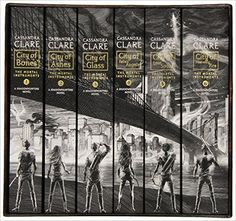 The Mortal Instruments, the Complete Collection: City of Bones; City of Ashes; City of Glass; City of Fallen Angels; City of Lost Souls; City of Heavenly Fire: Cassandra Clare: 9781481444439: Books - Amazon.ca