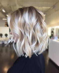 Soft Balayage ✨ #colorbyAshley haircut by @jenniehairartist