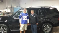 MICHAEL's new 2017 Ford Expedition XLT! Congratulations and best wishes from Kunes Country Auto Group of Sterling and Matthew Ricciotti.
