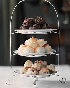 Chocolate Macaroons - Martha Stewart Recipes