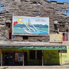 Antiguo teatro de Lonquen