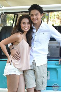 9 - Kathniel's Pictorial BTS for Can't Help Falling In Love - Push.com.ph