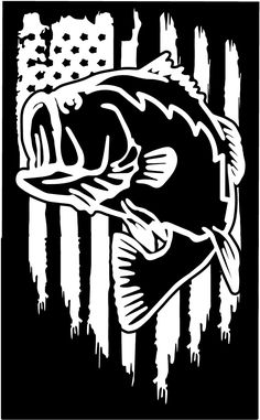 b92c8375fea2 American flag Bass Fishing Hunting vinyl die cut sticker decal Pledge of  Allegiance distressed weathered