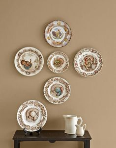 Wall Decor Plates accessories: plates as wall decor | wall spaces and walls