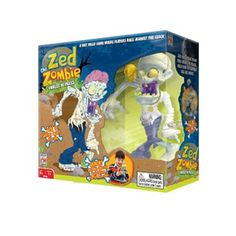 Zed the Zombie toy r us $12.95