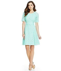 Antonio Melani Michaela Lace Dress #Dillards