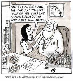 #christmas #holiday #divorce #lawyer #santa
