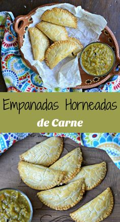 The Best Mexican Style Baked Beef Empanadas Learn how to make these delicious baked beef empanadas, which are perfect as an appetizer, main dish, or even as a dessert if you change the filling to something sweet! Mexican Appetizers, Mexican Food Recipes, Appetizer Recipes, Beef Recipes, Cooking Recipes, Breakfast And Brunch, Bbq Grill, Baked Empanadas, What Is Baking