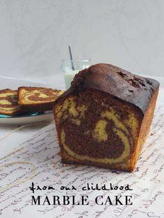 Gâteau marbré Lime Cream, Marble Cake, Banana Bread, Desserts, Food, Marble, Tailgate Desserts, Deserts, Essen