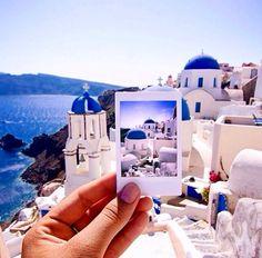 •Santorini•