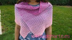 Hay ovillos preciosos con los que cualquier proyecto que tejamos en crochet, queda ideal. Es el caso de estas madejas tan originales, que tienen colores …