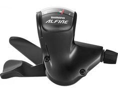 Shimano Alfine Rapidfire-plus Bicycle Shift Lever - (Black) Bicycle Brakes, Mtb Bike, All Terrain Bike, Shops, Saving Money, Ebay, Black, Cycling, Nice