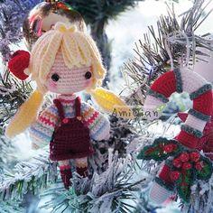 #amigurumi #crochet #crochetdoll Candy Girl