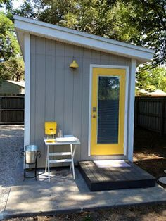 Playhouse Outdoor Colours