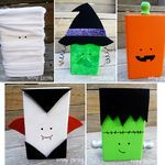 . . . 2012 Wickedly Creative Halloween Ideas Linky Party . . .