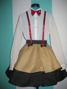 love this doctor who costume! I'm soooo gonna make this!:)