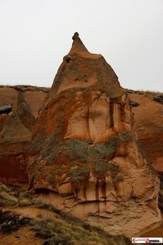 imagination valley pointed fairy chimney