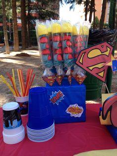 Superman party
