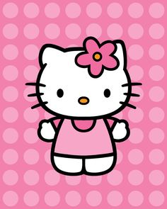 A to Z for Moms Like Me: Hello Kitty Birthday Party