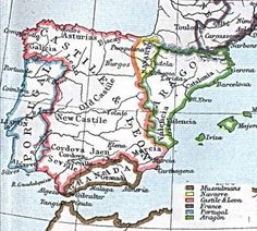 Middle Ages for Kids: Reconquista and Islam in Spain