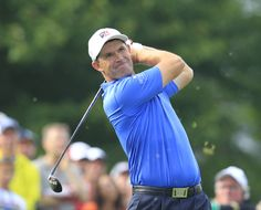 Padraig Harrington missed the 2014 PGA Championship cut and is now in Greensboro needing to finish top-two to retain his PGA Tour card for the upcoming PGA Tour season. (Photo - Eoin Clarke/www. Padraig Harrington, One Time, Tours