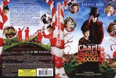 Charlie y la fabrica de chocolate (DVD)