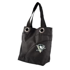 Pittsburgh Penguins NHL Color Sheen Tote