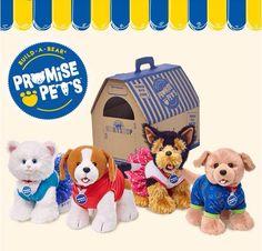Promise Pets by Build-A-Bear Workshop.