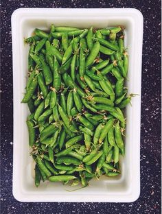 One of the most notable health benefits of sugar snap peas is they are high in vitamin C!   This water-soluble, antioxidant vitamin speeds wound healing, boosts immunity and also aids in the production of collagen. Sugar snap peas contain 60 milligrams per 100-gram serving.
