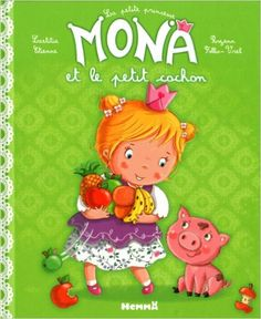 Amazon.fr - PETITE PRINCESSE MONA ET PETIT - LAETITIA ETIENNE, ROZENN FOLLIO-VREL - Livres