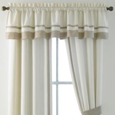 Bensonhurst Valance  found at @JCPenney