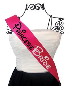 Hey, I found this really awesome Etsy listing at http://www.etsy.com/listing/173178992/princess-bride-sash