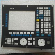 99.00$  Watch here - http://ali10r.worldwells.pw/go.php?t=32531072358 - 8055MC FAGOR Key Button Membrane for CNC system New 90 days Warranty