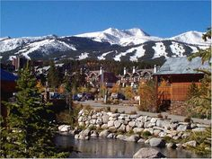Breckenridge, Colorado. Went here in the summertime.