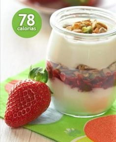 Iogurte desnatado com uma colher de sopa de semente de gergelim  - foto: Getty Images