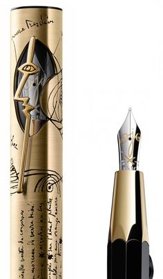 Montblanc Pablo Picasso Edition