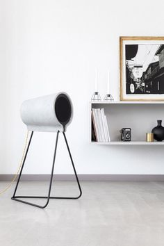 #design Vonschloo speaker https://t.co/bPeOq3Xcz7 #Product #speaker #industrialdesign https://t.co/ACo6UYCSto