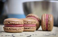 ¡Inspiración! Los #macarons nos han robado el corazón. ¡Grandes ideas de @Sweet Little Cakes! #macaron #reposteria #pasteleria