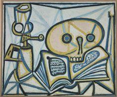 Picasso Pablo  (1881-1973) Vanité Peinture
