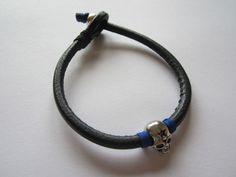Lederarmband wunderschönes Handmade Leder Accessoires  BLNR (2) Rolex , Omega,Palerai